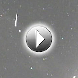AllSky Camera Sample Clips: Meteors and Airplanes
